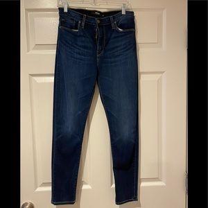 Size 29 Hudson Barbara super skinny jeans